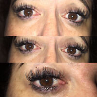 $60 classic eyelash extensions!!! Summer promo almost finished!!