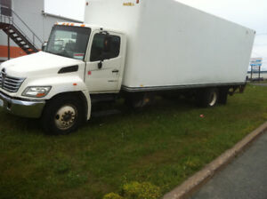 Hino 338 Truck For Sale.