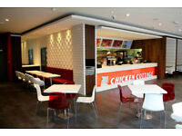 Fast Food Restaurant Crew Member - Permanent Full time & Part time Vacancies