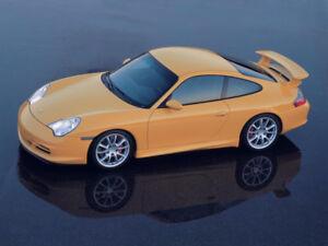 Recherche Porsche 911 C2 99-04 piste ou endommagé