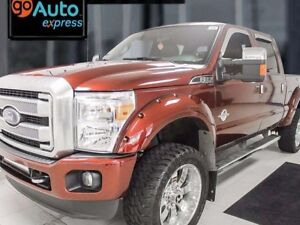 2016 Ford F-350 Lariat 6.7L V8, NAV, sunroof, leather power seat