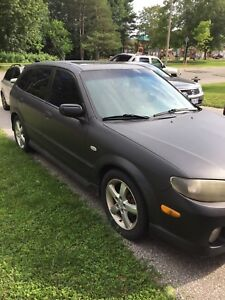 2003 Mazda Protege 5 wagon, as is.