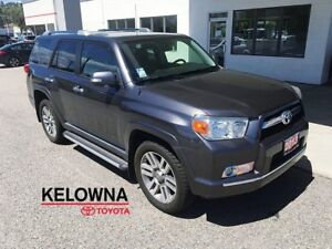 2013 Toyota 4Runner Limited 7 Psg 4WD