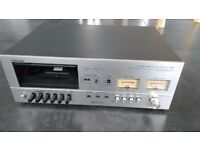 Toshiba PC-3060 stereo cassette deck