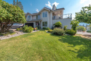 SOLD!! Excellent Family Home above Skaha Lake