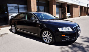 2010 AUDI A6 3.0T SUPER CHARGE!! FULLY LOADED!!