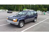 Jeep Grand Cherokee 2.5 Diesel Long Mot