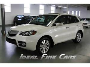 2010 Acura RDX /Technology Package/NAVIGATION /BACKUP CAMERA BLU
