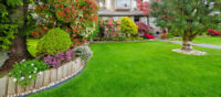 Landscaping and Property Restoration