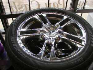 17 in Universal fit AST rims and tires for sale