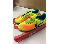 Nike magista all weather boots size 4