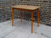 FREE DELIVERY Retro Formica Table Vintage Furniture F