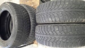 205 60R16 winter tires