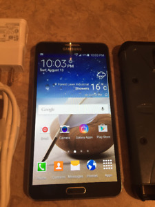 Unlocked Samsung Note 3 32GB Rogers,Bell,Telus and yes Freedom