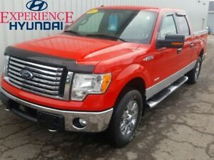 2012 Ford F-150 XLT LARGE PICK-UP V6 4x4 WITH GREAT PERFORMANCE