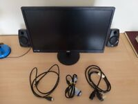 AOC PC Monitor (full HD, 21.5 inch)