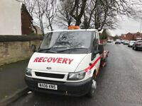 Ford Transit recovery Truck 2.4