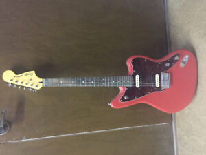 Jaguar Squire Electric guitar