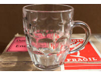 24 x Arcoroc 1 Pint pub Glasses