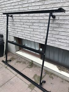 Double/Queen Metal Bed Frame