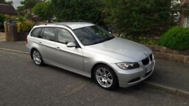 BMW Touring Diesel. With a rebuilt engine. New MOT and FSH