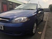 Chevrolet Lacetti 1.6 SX 5 DR + ONE OWNER +FULL DLR SRVCE HISTORY++ LOW MILEAGE++ 2 KEYS++SUPERB!!!