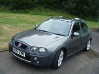 Rover Streetwise 2L Turbo Modified Engine RE-maped & interior face lift very very very fast
