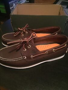 Brand new Timberland Boat Shoes