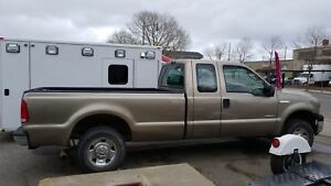 2005 Ford Super Duty F-250 XLT DIESEL