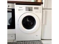 Samsung Ecobubble 7kg Washing Machine WF0704W7W 1400rpm