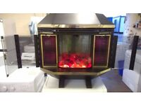 Very Nice Focal Point Electric Fire for sale