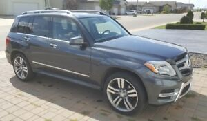 2014 Mercedes-Benz GLK250 BlueTec AWD