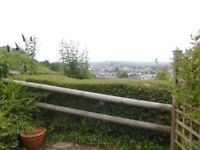 Still available - 2/3 bedroom property with FANTASTIC views & off-street parking avail. Mid August