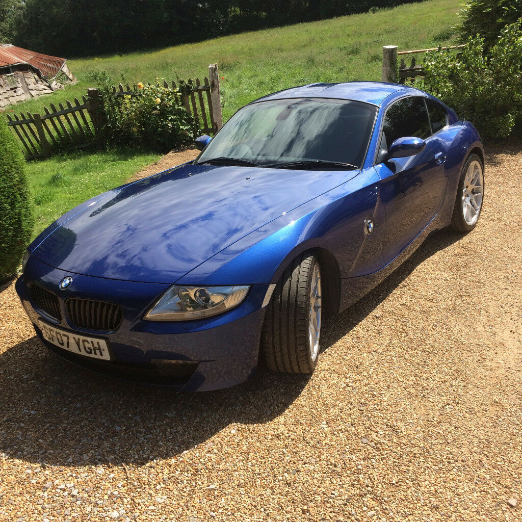 Bmw Z4 Coupe 30 Si Sport Csl Wheels Low Mileage In Rugby Warwickshire Gumtree