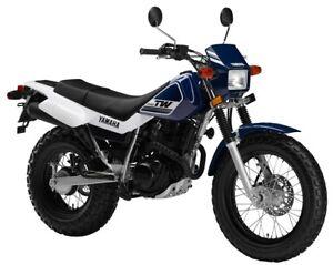 Wanted Yamaha TW 200