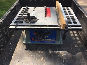 Table Saw - SOLD