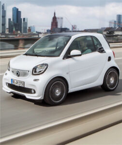 Smart fortwo 2016 Passion