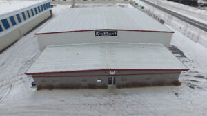 Affordable Leasable Indoor and Outdoor Space in Airdrie!