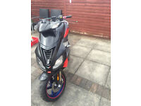 Aprilia SR 50 - Runs But Not Well - Spares or Repair