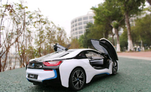 Licensed BMW i8 1/14 Radio Remote Control Kids Model Car Racing