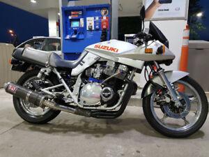 Rare classic!! 1982 GS 1100 Katana