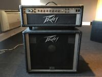 Peavey Combo 300 Bass Amp Head and Cab