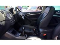 2012 Volkswagen Tiguan 2.0 TDi BlueMotion Tech SE 5dr Manual Diesel Estate