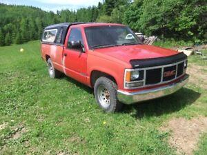 1988 GMC Sierra 2500 Pickup Truck