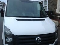 Man with van available for removals and deliveries
