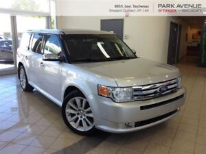 2011 Ford Flex *RESERVE*Limited*CUIR*CAMERA DE RECULE*NAVI*