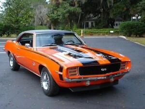CAMARO 1969 OR 68