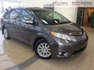 2014 Toyota Sienna LIMITED 7 Passenger*DVD*TOIT PANO*CUIR*