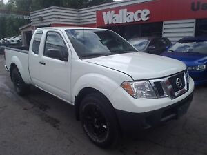 2014 Nissan Frontier SV King Cab Low KMS