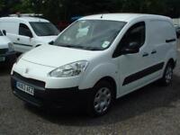 Peugeot Partner 1.6HDi 2013 59K ONE OWNER FULL SERVICE HISTORY**SUPERB**